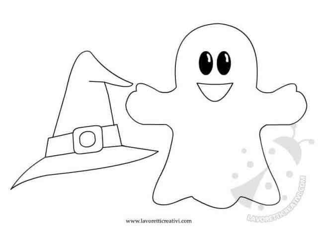 decorazione-halloween-fantasma