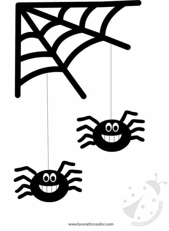 decorazione-ragno-ragnatela
