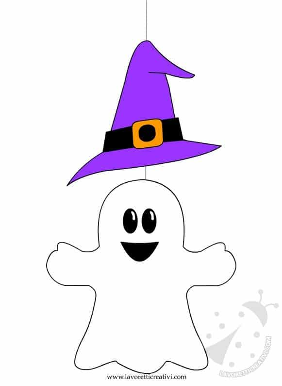 decorazioni-halloween-fantasma