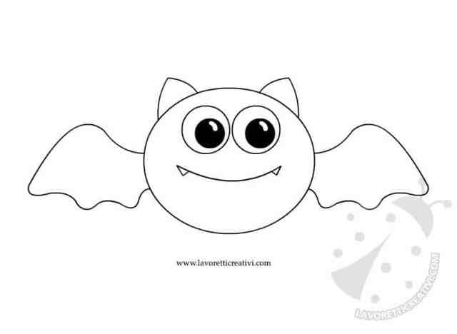 sagoma-pipistrello-halloween