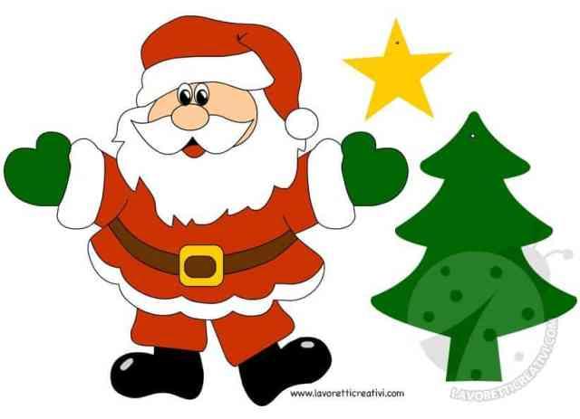 Addobbi natalizi festone di carta for Addobbi natalizi scuola