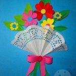 Fiori di carta per la Festa della Mamma