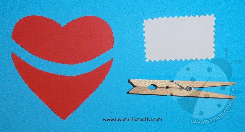 Idea biglietto San Valentino fai da te  Lavoretti Creativi