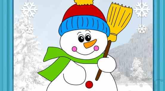 Lavoretti creativi lavoretti scuola bambini for Decorazioni invernali per scuola