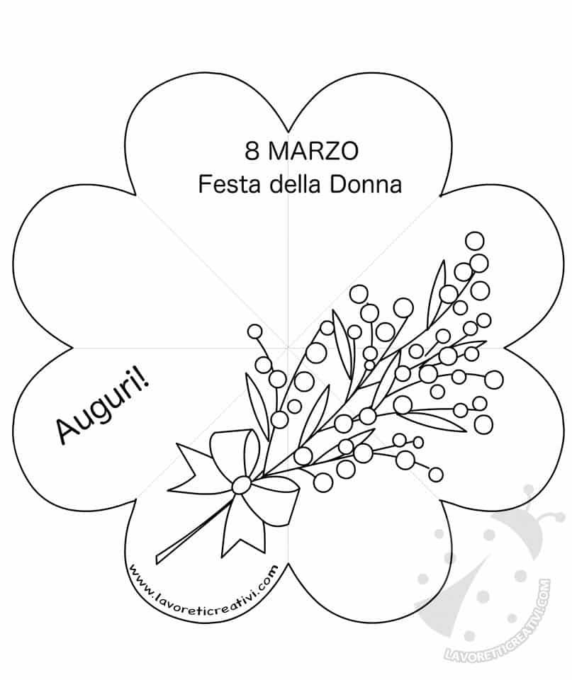 Segnalibri Per La Festa Della Donna Lavoretti Creativi