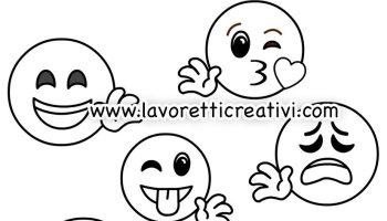 Accoglienza Scuola Primaria Lavoretti E Decorazioni A Tema Emoji