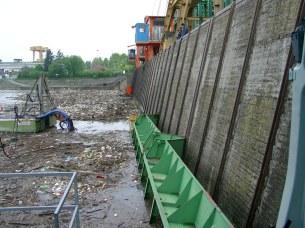 Lavori in bacini idroelettrici