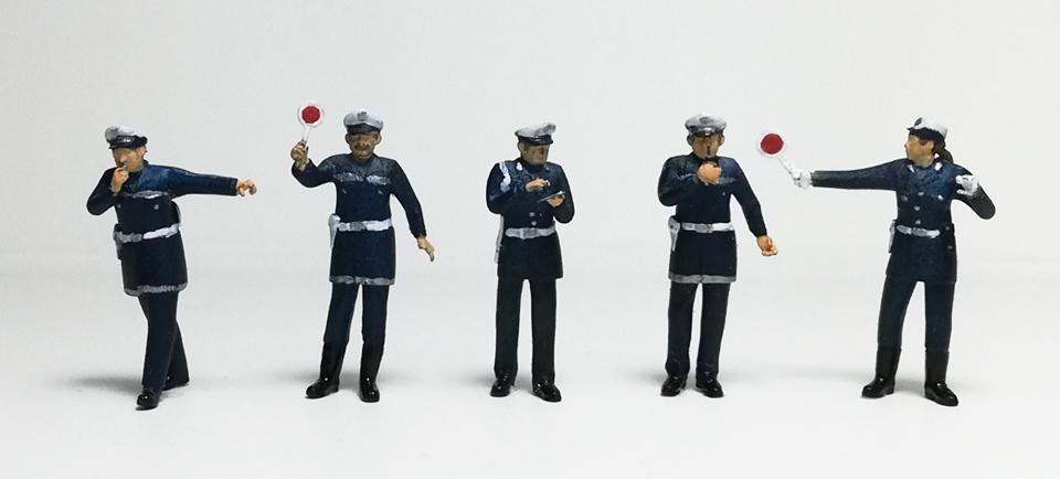 LavoriVirtuali - Polizia Municipale scala HO