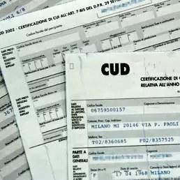 Dal 2013 il Cud non verrà più spedito cartaceo ma sarà consultabile online