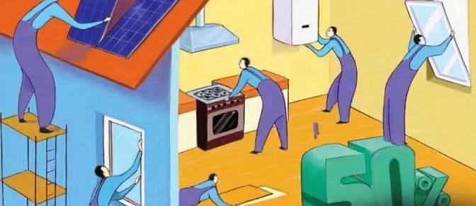 Photo of Ristrutturazioni: è tornato online il portale Enea per il bonus casa