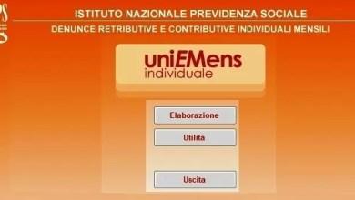 Photo of Da gennaio nel flusso UniEmens i dati per rilevare le deleghe sindacali