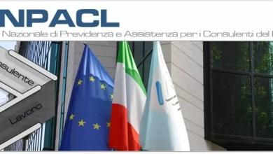 Photo of Consulenti del Lavoro: dichiarazione obbligatoria e versamenti in scadenza al 18 settembre 2017