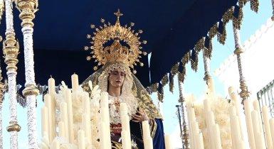 Virgen de la Caridad/ Daniel Rosado