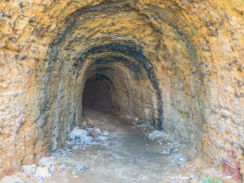 Túnel del Castillo