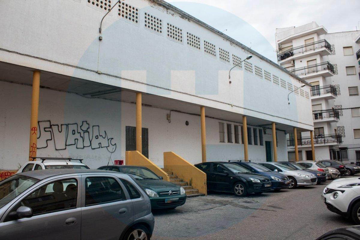 Parking Antiguo Mercado de abastos