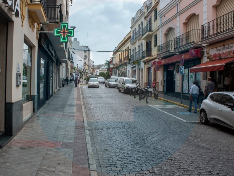Calle La Mina