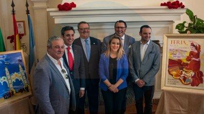 Esaú Pérez, Carlos García, Ana Isabel Jiménez, Enrique Pavón y Jorge Rico/ David Benitez