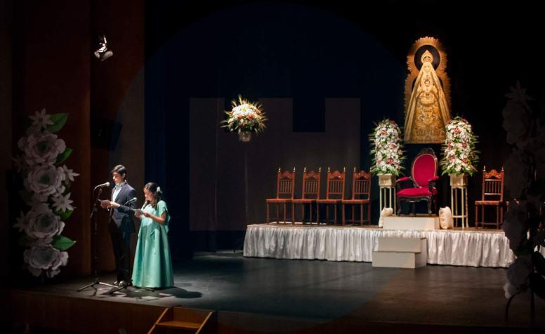 Gala infantil de la Virgen del Águila / David Benítez
