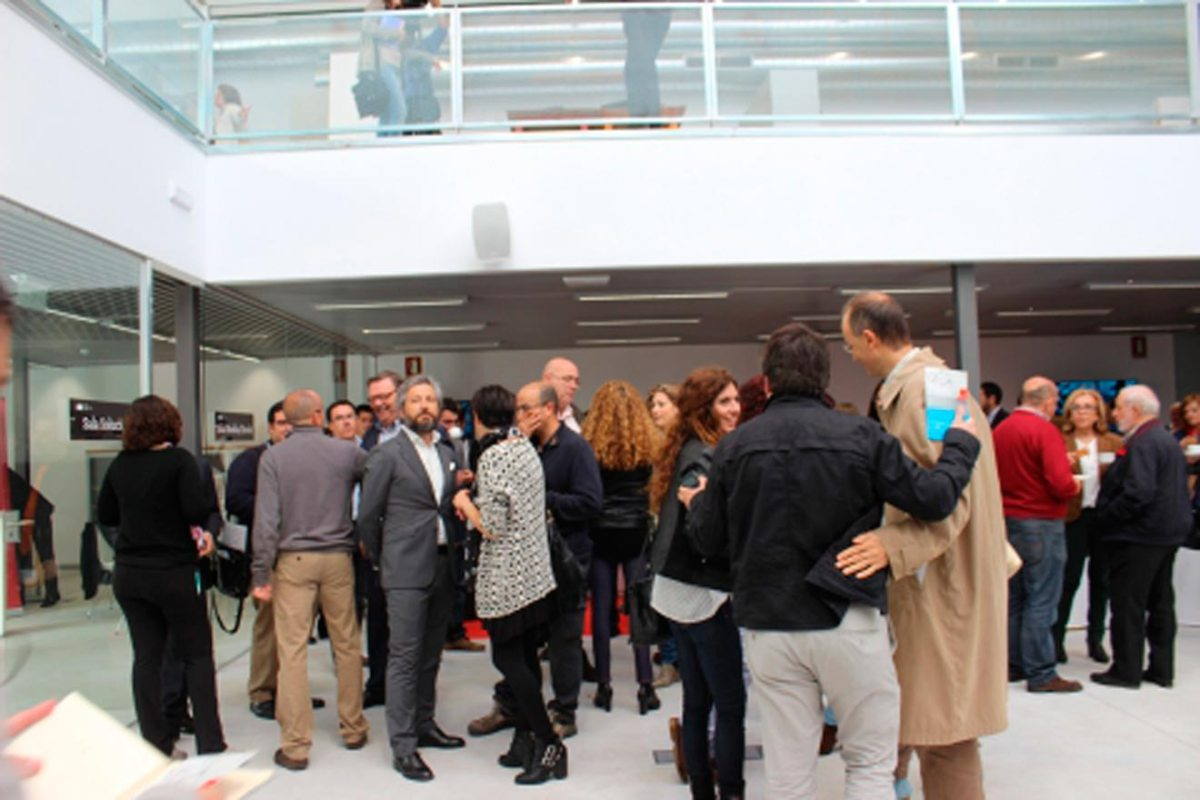 Centro de Innovación Empresarial 'La Procesadora' /LVA