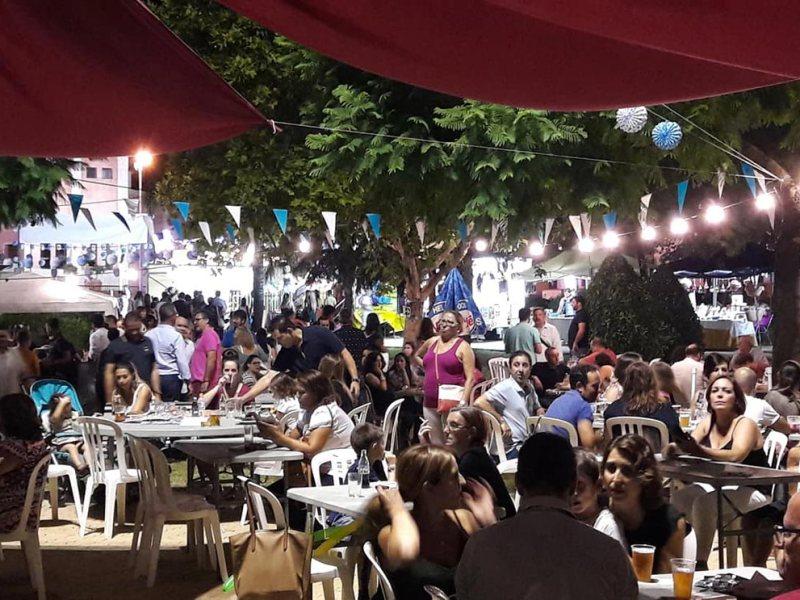 Convivencia durante la Feria de San Miguel /LVA