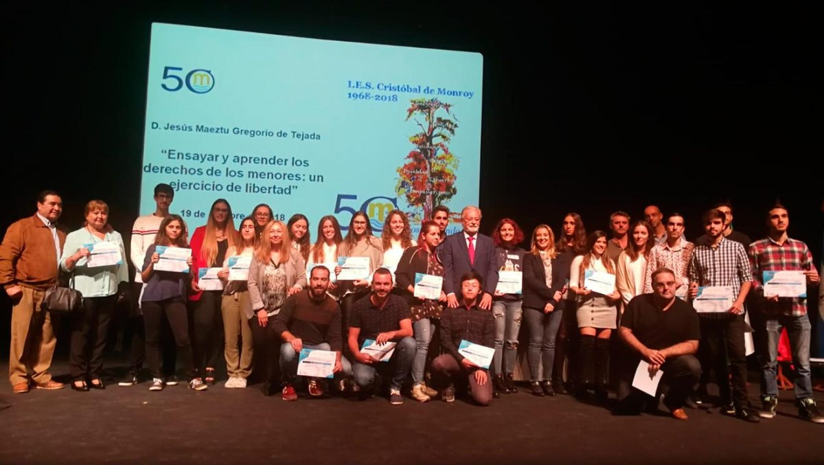 Conferencia inaugural de Maeztu /Ayto. Alcalá