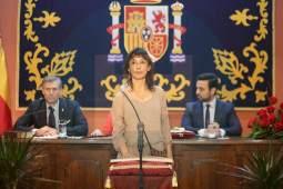 María José Lera (Adelante Alcalá)/ Francisco Amador