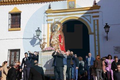 Dulce Nombre, Fiesta de la Candelaria / Juan Muñoz
