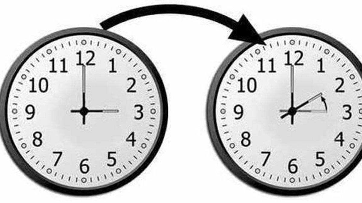 Debate sobre el cambio de hora /SA