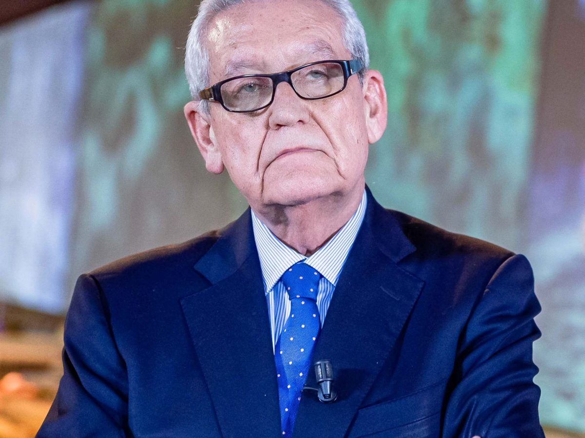 Rafael Escuredo, en una imagen de archivo/CanalSur