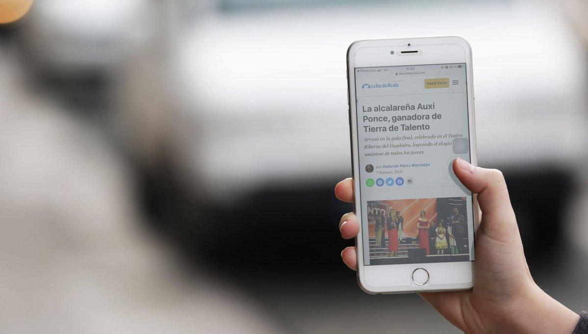 La Voz de Alcalá, medio líder en información sobre Alcalá en papel e internet