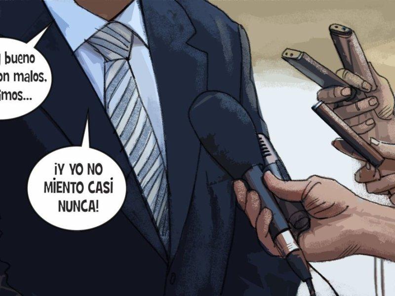 Políticos / Javier Hermida