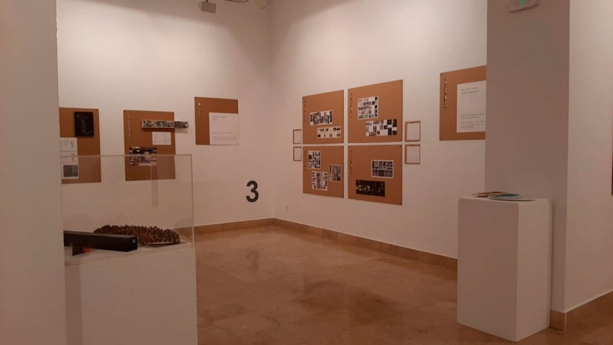 Exposición de los paisajes del río Guadaíra