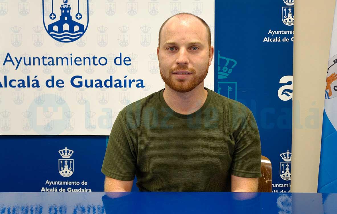 Manuel Romero, de Andalucía Por Sí/ Dani Baco