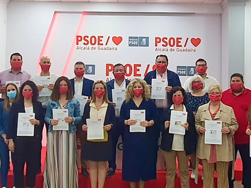 Grupo Municipal Socialista por la candidatura de Juan Espadas al PSOE-A / PSOE