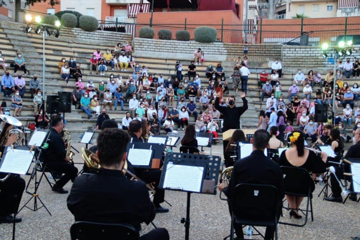 Concierto de Feria en el Parque Centro / Ayto.