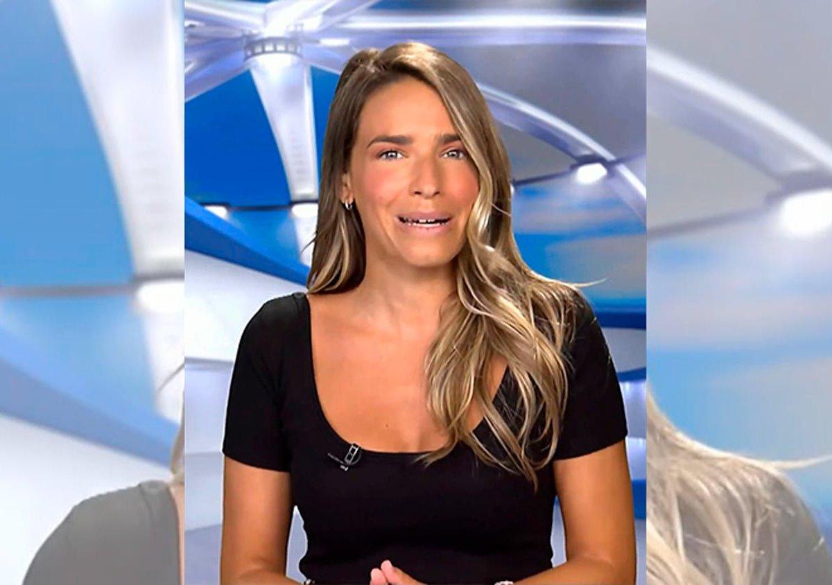 La presentadora del tiempo en Telecinco, Flora González.