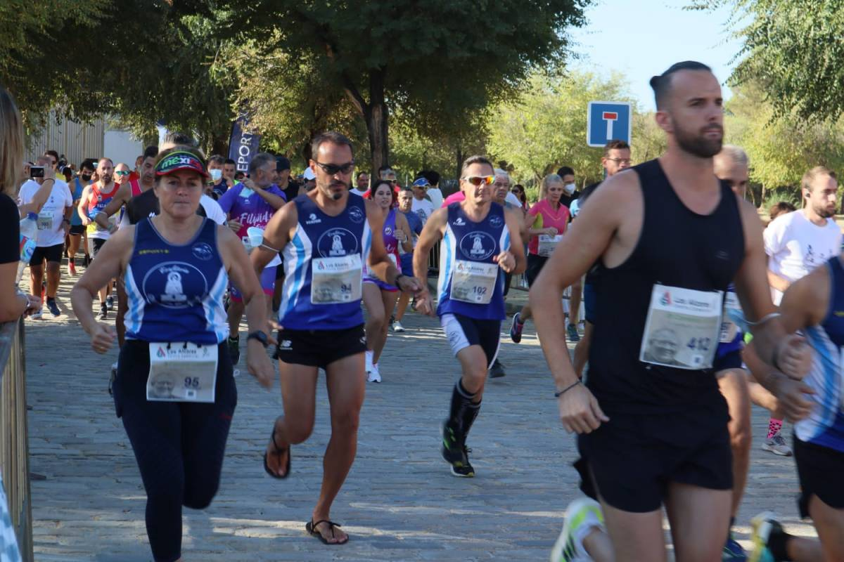 II Carrera Solidaria Manuel Ángel Cano / Ayto.