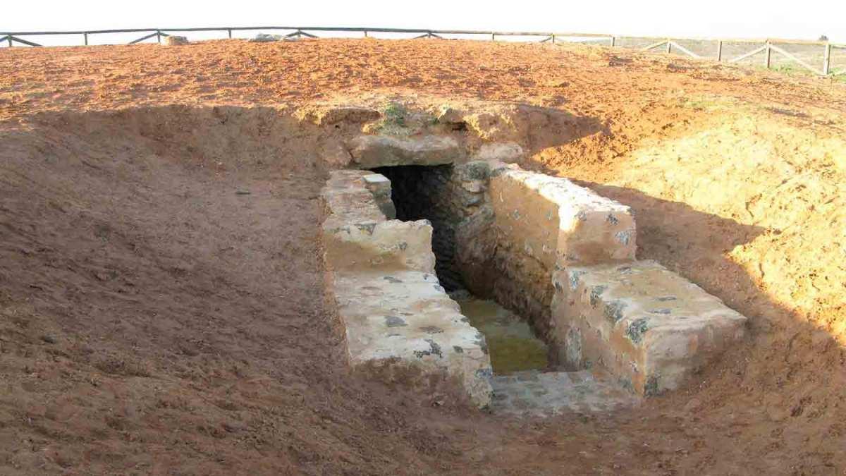 Dolmén de la Cueva del Vaquero