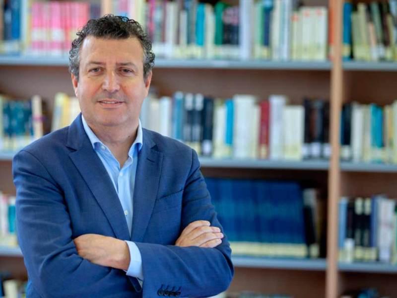 Javier Fernández, alcalde de La Rinconada