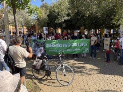 Manifestación en Sevilla / Ecologistas