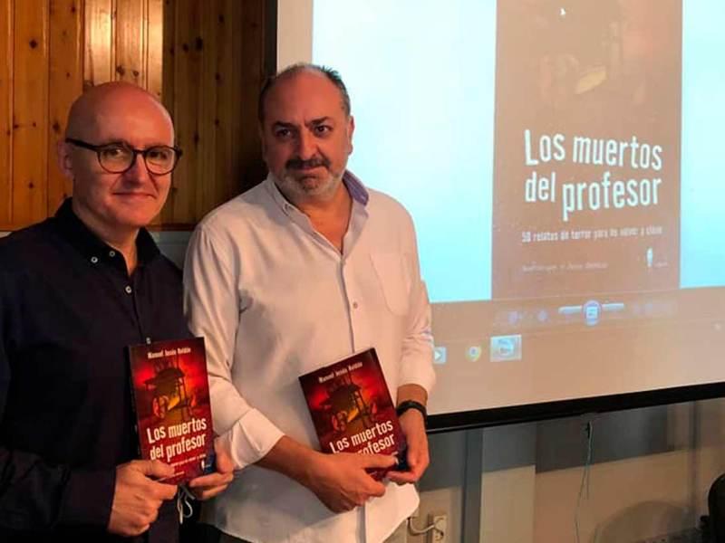 Manuel Jesús Roldán y Javier Hermida
