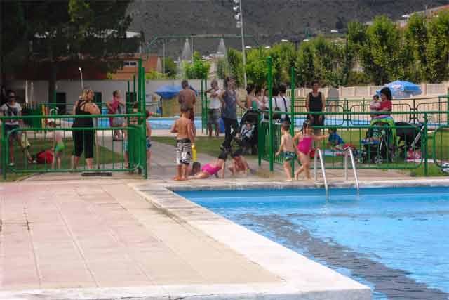 Las Piscinas Municipales de Mequinenza cierran la temporada con más de 9.000 usos