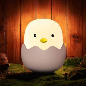 lámpara pingüino