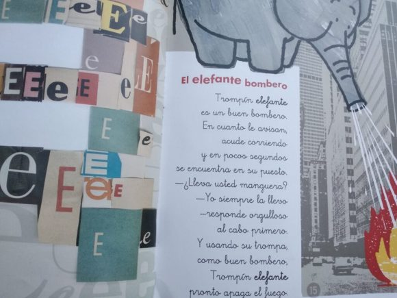 abezoo El elefante bombero