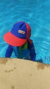 Gorra para el sol