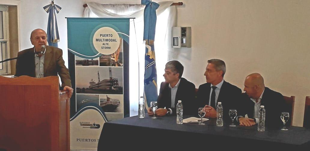 El  Consejo  Portuario  Argentino acordó  realizar  su reunión mensual  en Puerto Madryn
