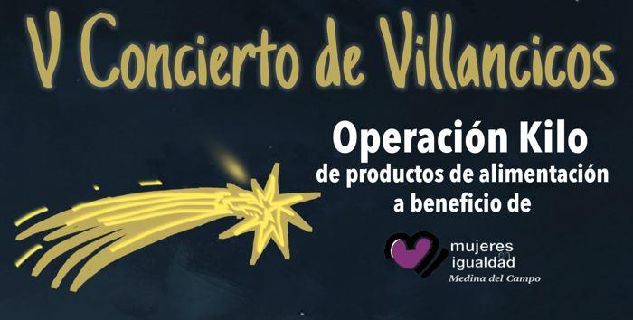 La cofradía N.P. Jesús Atado a la Columna prepara su quinto 'Concierto de Villancicos' junto a la Operación Kilo - La Voz de Medina Digital