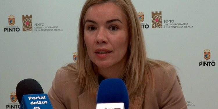 Miriam Rabaneda Micro La VOz de Pinto