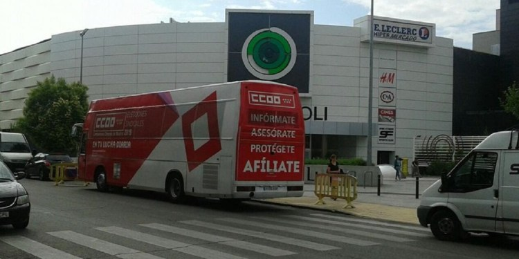 CCOO Bus