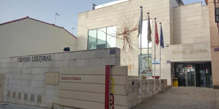 Centro Cultural Casa de la Cadena. Fotografía: Álvaro Moreno.